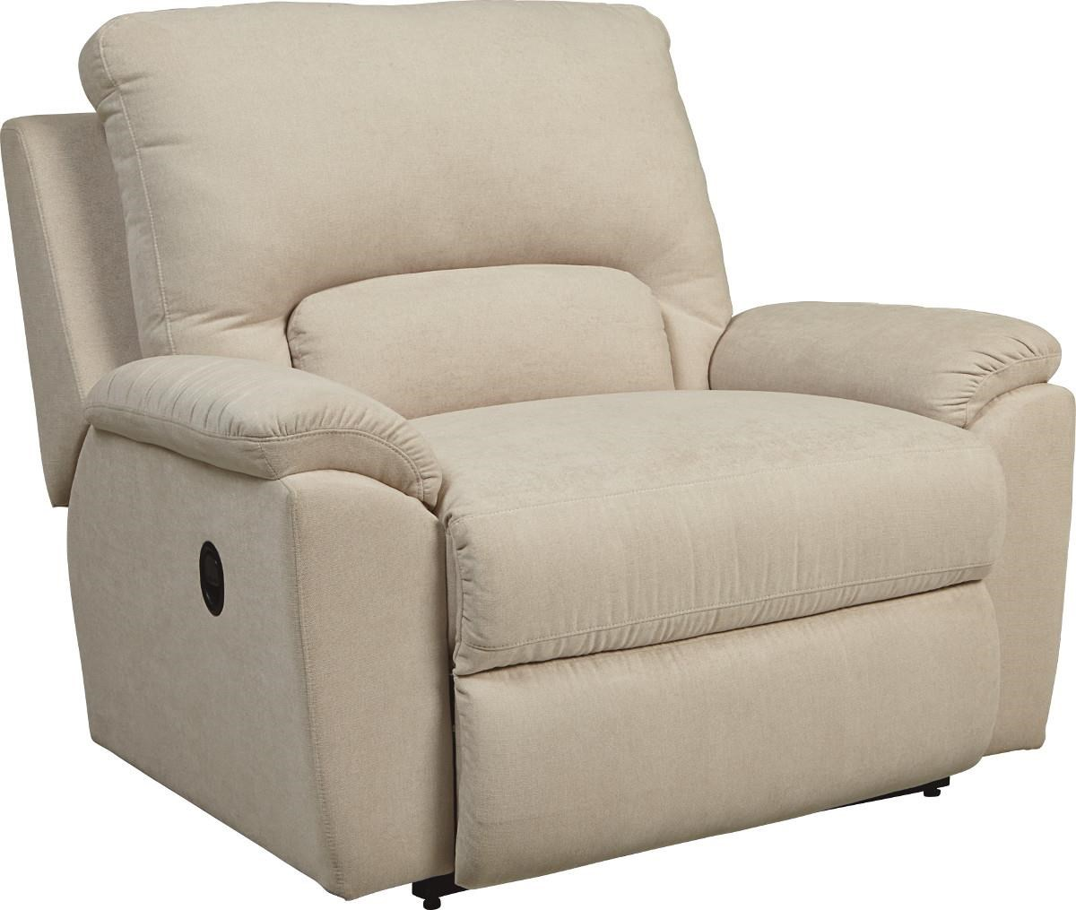 Recliner Shown May Not Represent Exact Features Indicated  sc 1 st  Morris Furniture & La-Z-Boy Charger La-Z-Time® Chair and a Half Recliner - Morris ... islam-shia.org
