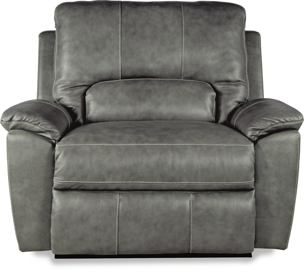 Recliner Shown May Not Represent Exact Features Indicated  sc 1 st  Novello Furniture & La-Z-Boy Charger La-Z-Time® Chair and a Half Recliner - Novello ... islam-shia.org