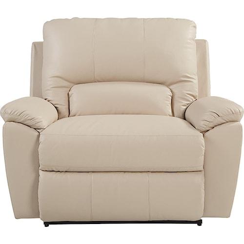 La-Z-Boy Charger Power La-Z-Time® Chair and a Half Recliner