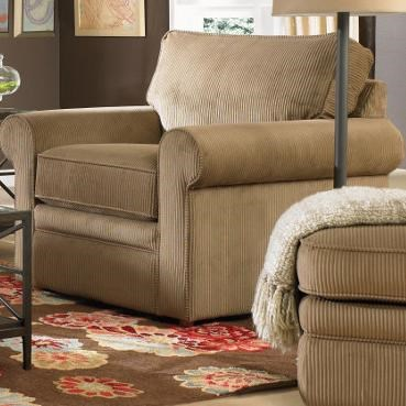 La-Z-Boy Collins Upholstered Chair with Rolled Arms : lazy boy collins sectional - Sectionals, Sofas & Couches