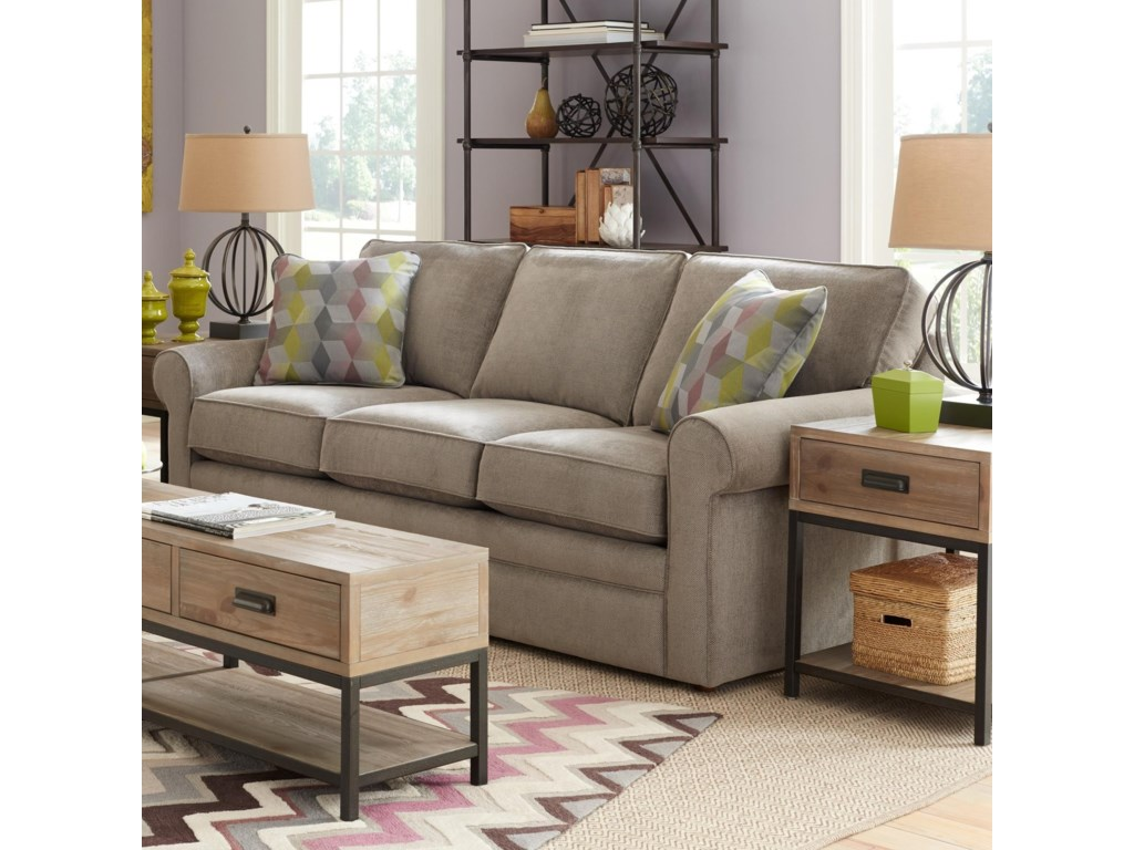 La-Z-Boy Baltic Sofa with Rolled Arms | Rotmans | Sofas