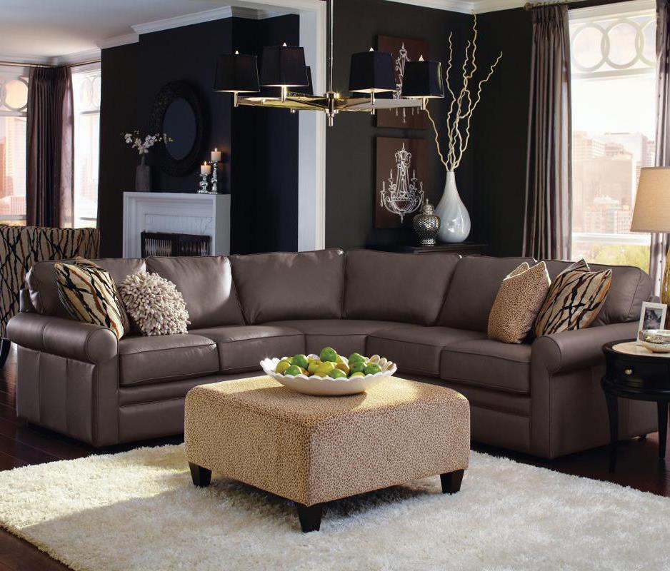 Baltic Four Piece Corner Sectional Sofa By La Z Boy