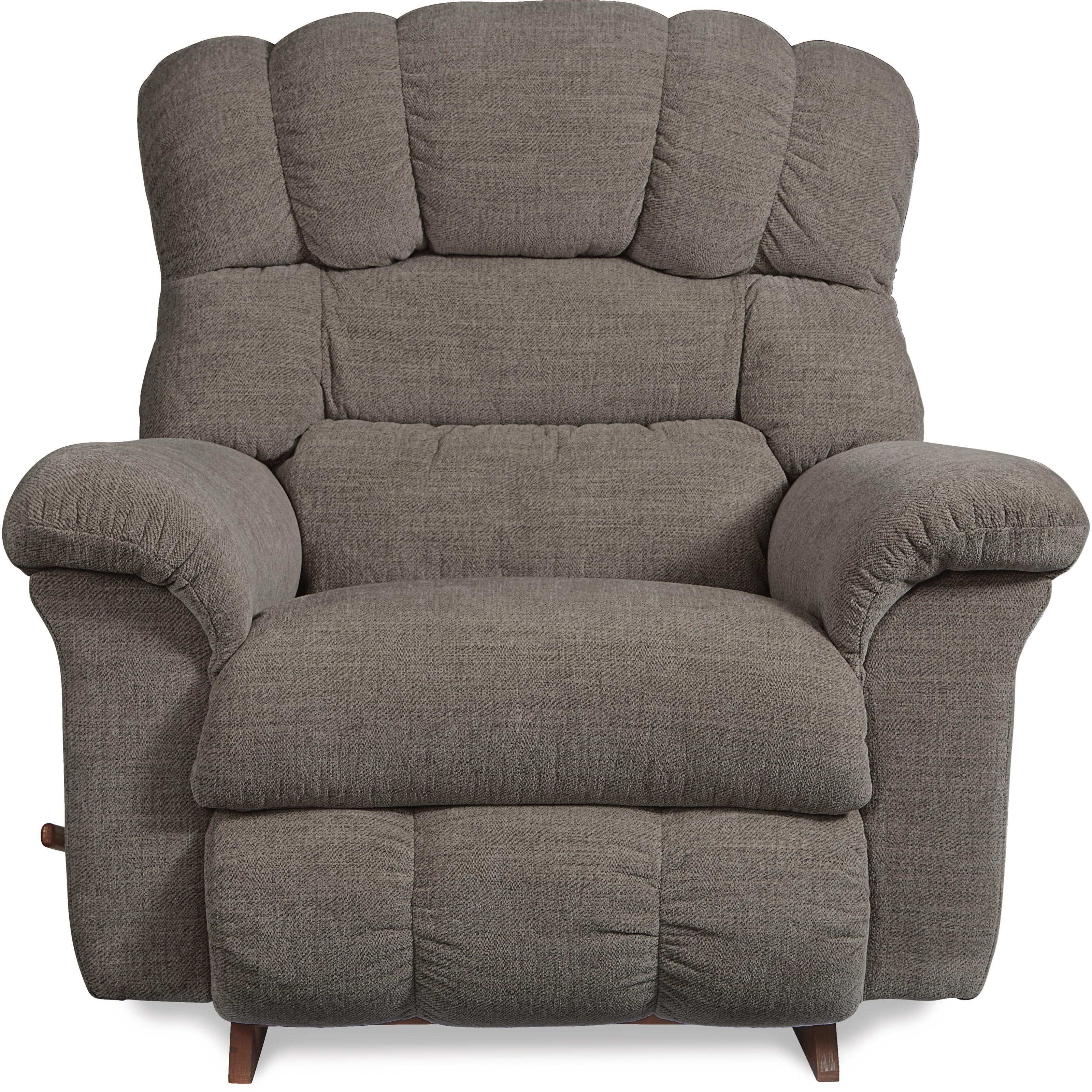 La Z Boy Crandell Reclina Rocker? Reclining Chair ...