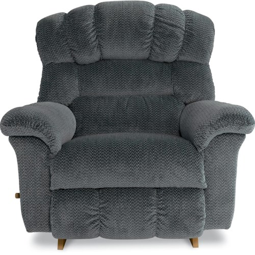 La Z Boy Crandell Reclina Rocker Reclining Chair