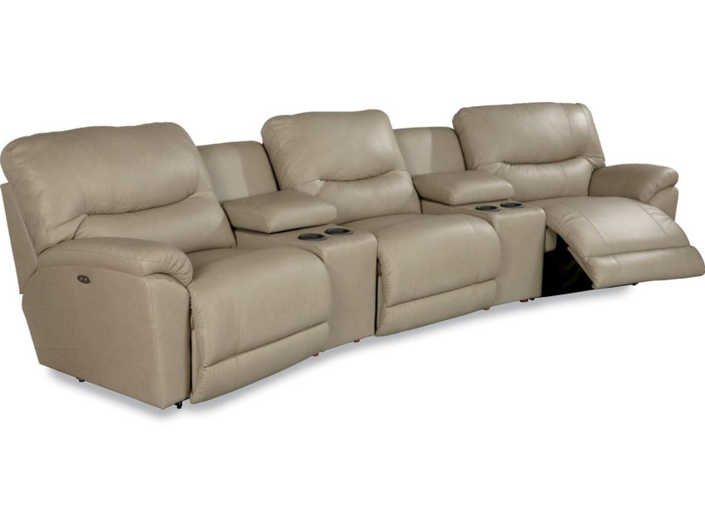 La-Z-Boy DawsonPower Reclining Home Theater Sectional