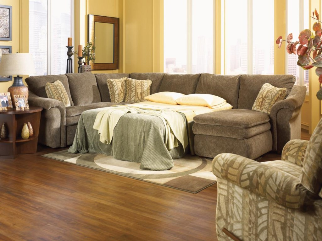La-Z-Boy Devon 4 Piece Sectional Sofa