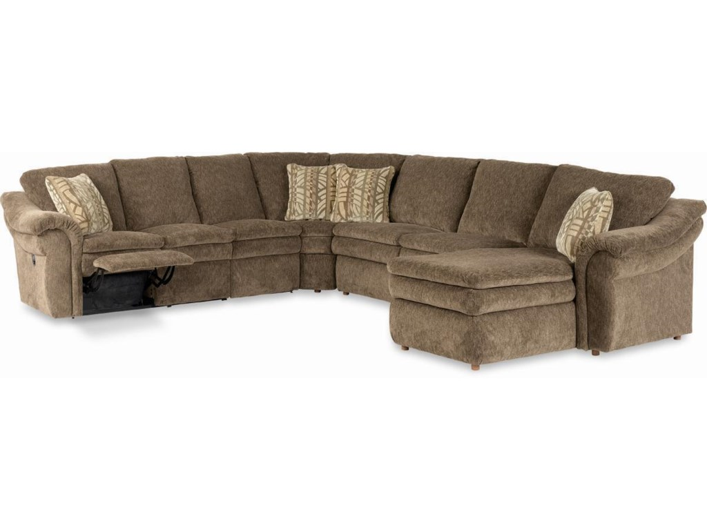 5 Piece Sectional Sofas Benchcraft Pantomine 5 Piece