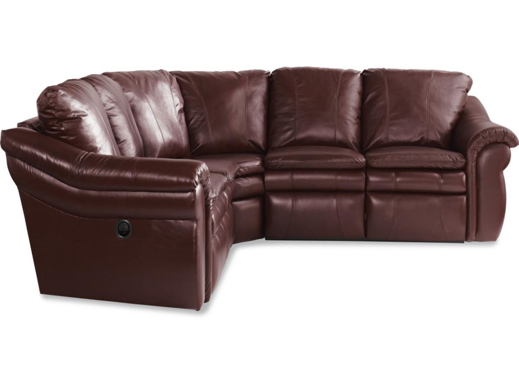 La-Z-Boy Devon 3 Pc Reclining Corner Sectional