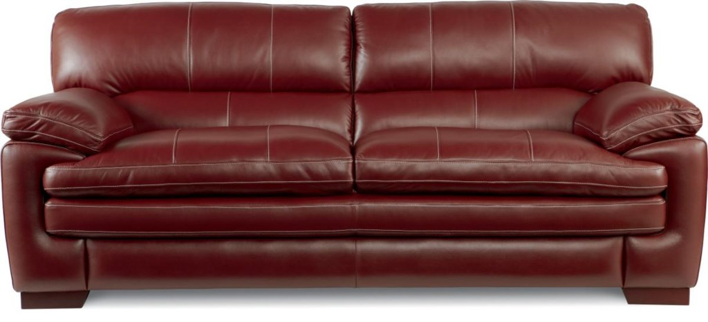 La Z Boy Dexter Casual Stationary Sofa With Pillow Top Arms And Seat