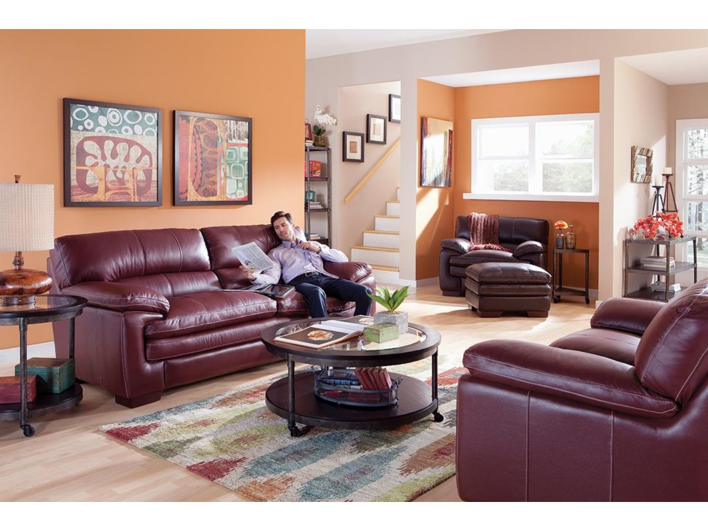 La-Z-Boy DexterCasual Loveseat