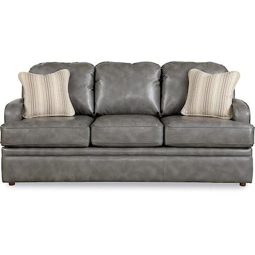 La-Z-Boy Diana Transtional SUPREME-COMFORT™ Queen Sleep Sofa