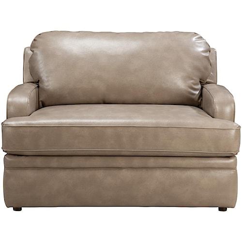 La-Z-Boy Diana Transitional SUPREME-COMFORT??Twin Sleep Chair