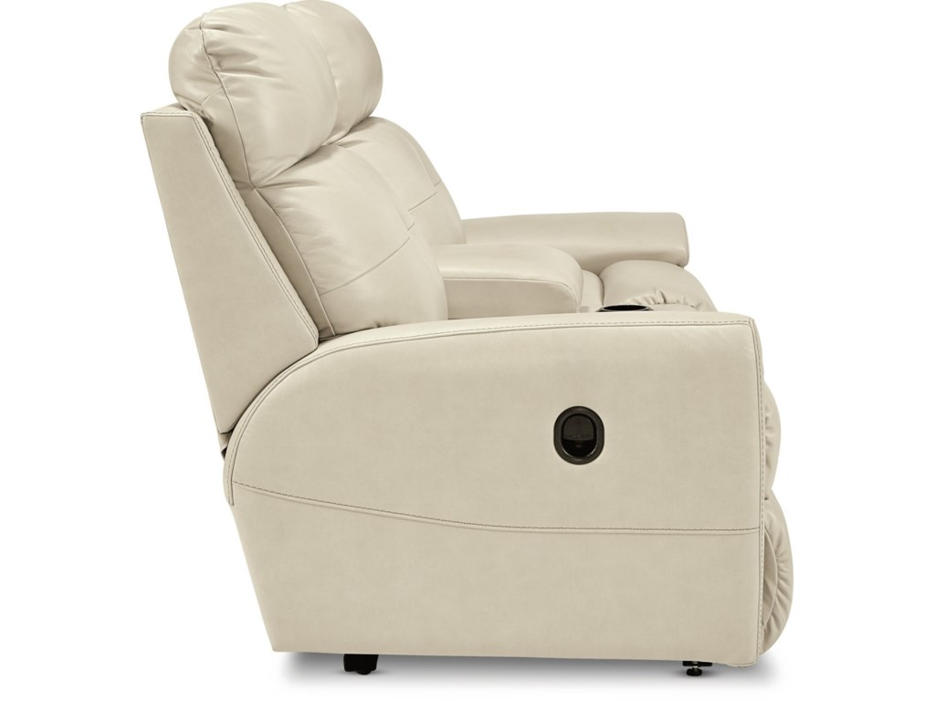 La-Z-Boy DouglasPower La-Z-Time Full Reclining Loveseat w/C
