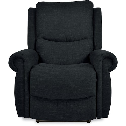 La-Z-Boy DUNCAN Power-Recline-XRw™Wall-Saver Recliner with Rolled Arms