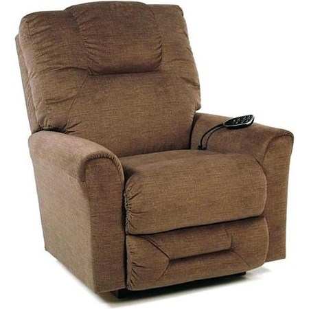 2-Motor Massage & Heat Rocker Recliner