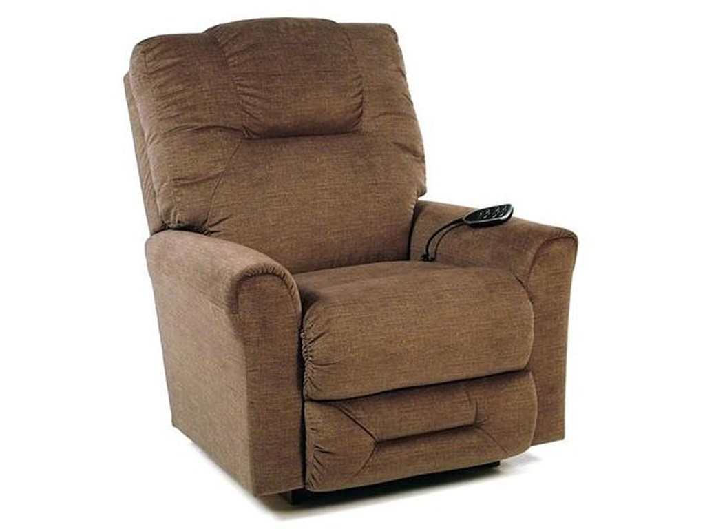 La-Z-Boy EASTONPower Rocking Recliner w/ Headrest & Lumbar
