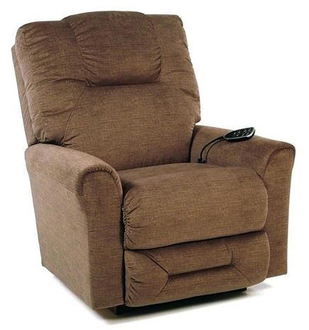 La Z Boy EASTON2 Motor Massage U0026 Heat Rocker Recliner