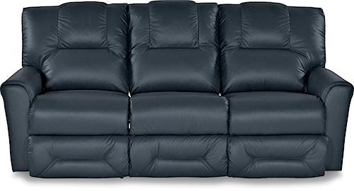 La-Z-Boy EASTON Casual La-Z-Time® Full Reclining Sofa with Power