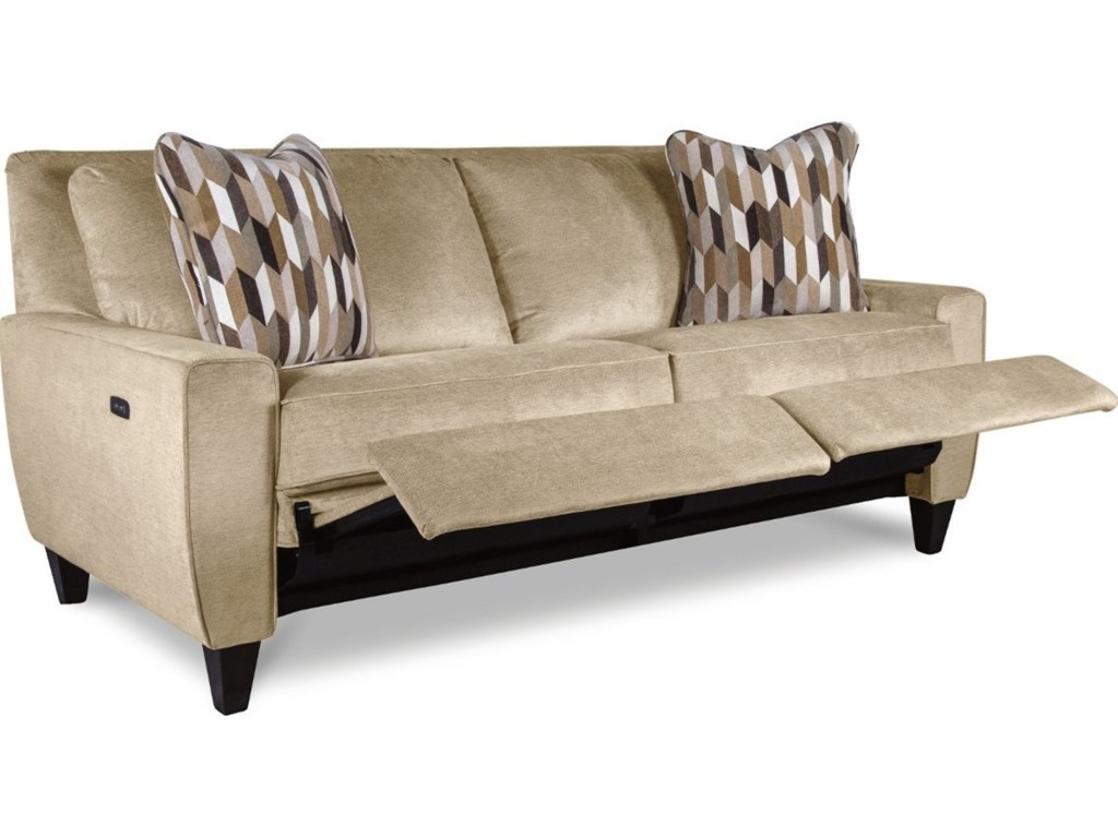 Edie Duo™ Power Reclining Two Seat Sofa with USB Charging Ports by La-Z-Boy  at Godby Home Furnishings