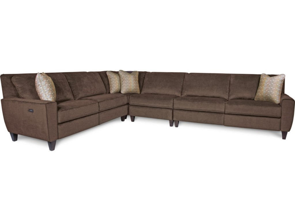 La-Z-Boy Edie4 Pc Reclining Sectional Sofa