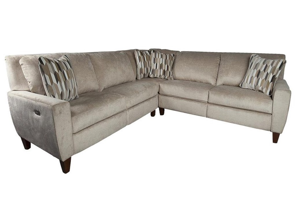 La Z Boy Ee Sectional Sofa