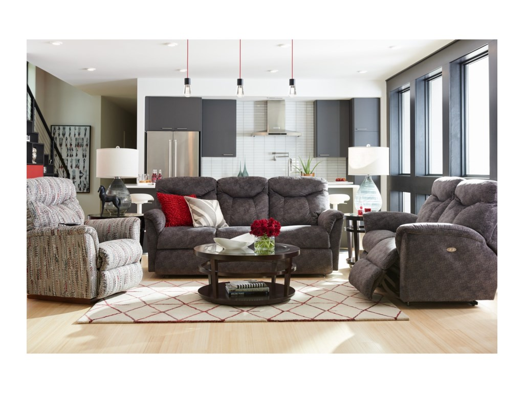 La-Z-Boy FortunePower La-Z-Time® Full Reclining Sofa