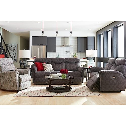 La-Z-Boy Fortune Living Room Group