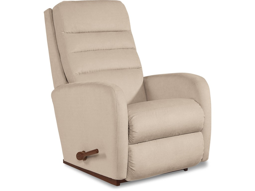 Forum Contemporary Rocking Recliner By La Z Boy