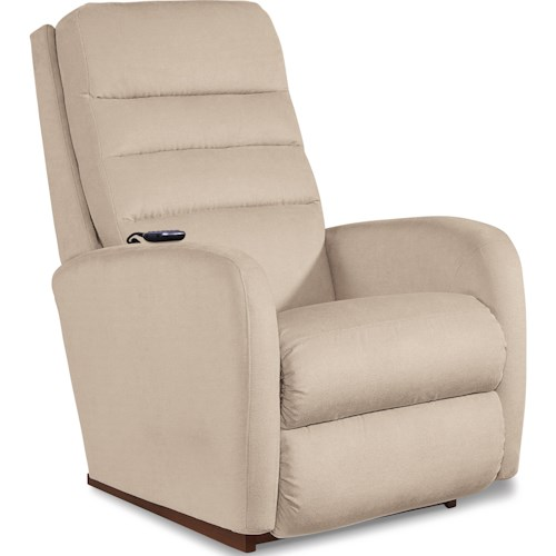 La-Z-Boy Forum Contemporary 2-Motor Massage & Heat Power-Recline-XR Rocking Recliner