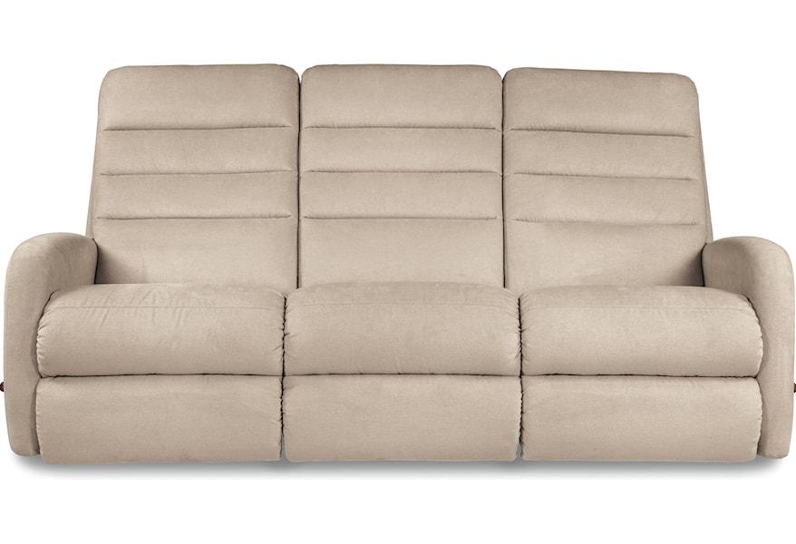 La-Z-Boy Forum Contemporary Reclining Sofa | Houston\'s Yuma ...