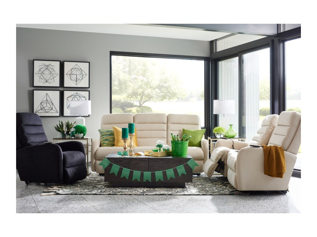 La-Z-Boy ForumReclina-Way® Full Reclining Sofa