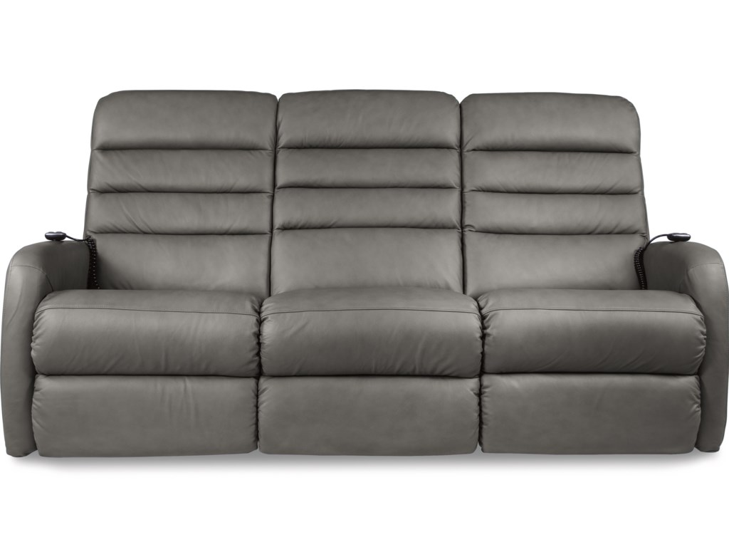 La Z Boy Forum Contemporary Power Recline Xrw Wall Saver Reclining