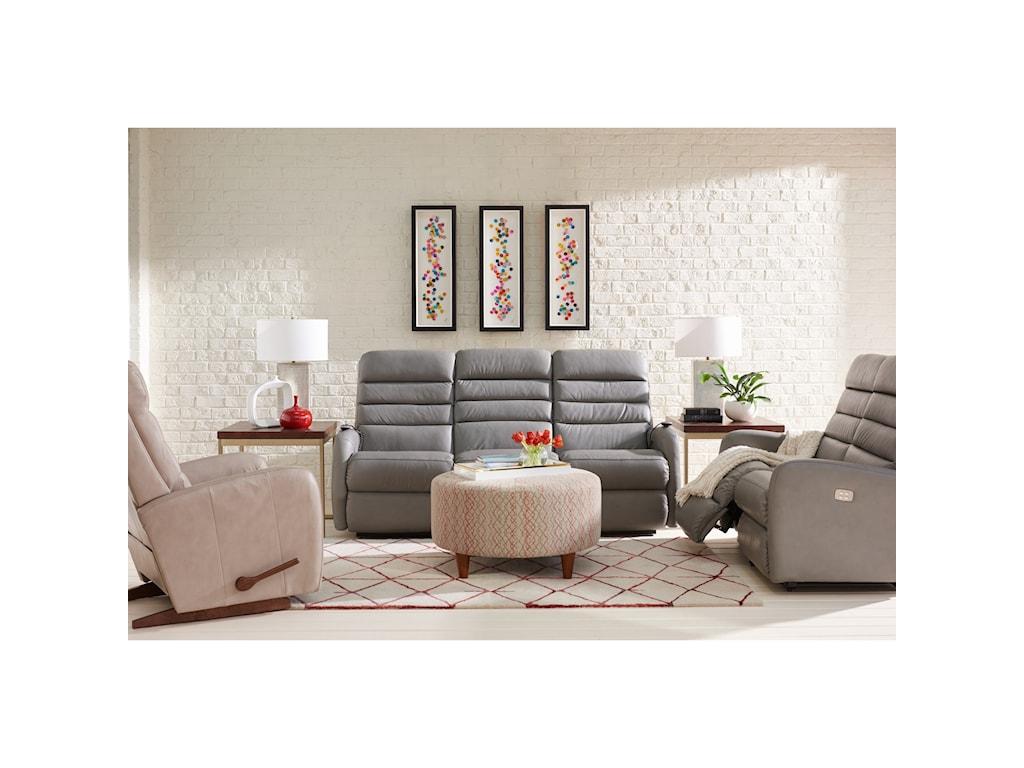 La-Z-Boy ForumPower-Recline-XRw™+ Full Reclining Sofa