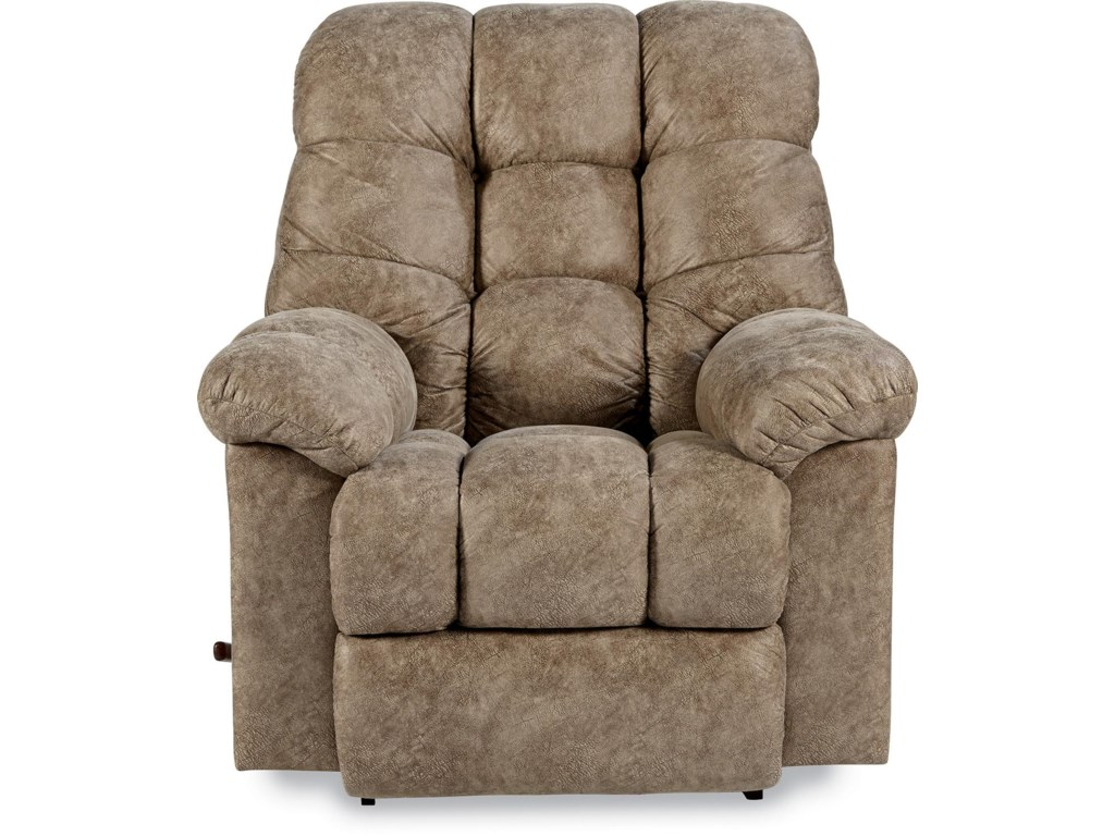 La Z Boy Gibson Reclina Rocker Reclining Chair Conlin S Furniture