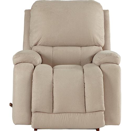 La-Z-Boy Greyson Casual RECLINA-ROCKER®Recliner with Bucket Seat