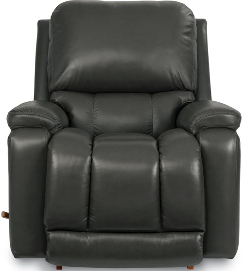 La-Z-Boy Greyson Casual RECLINA-ROCKER® Recliner with Bucket Seat