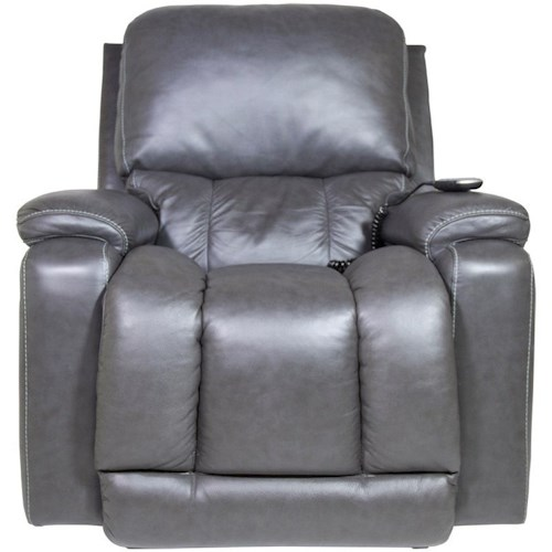 La-Z-Boy Greyson Casual PowerReclineXR+ RECLINA-ROCKER® Recliner with Bucket Seat