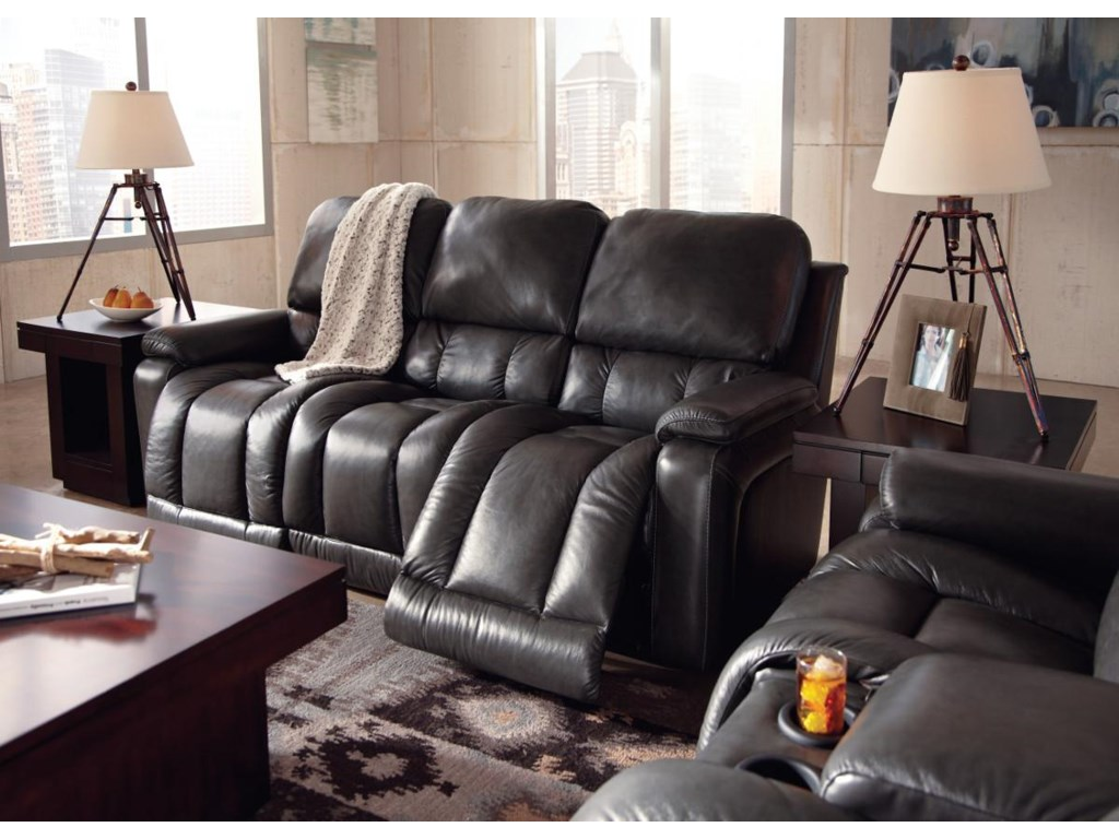 La-Z-Boy GreysonLa-Z-Time® Full Reclining Sofa