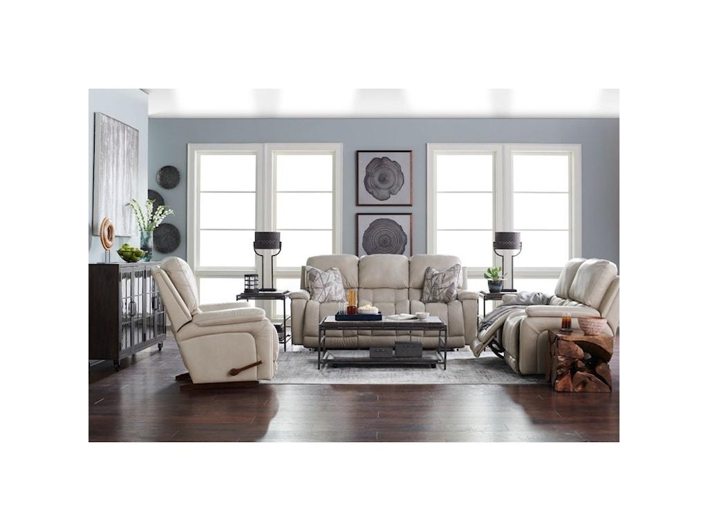 La-Z-Boy GreysonPower Reclining Sofa
