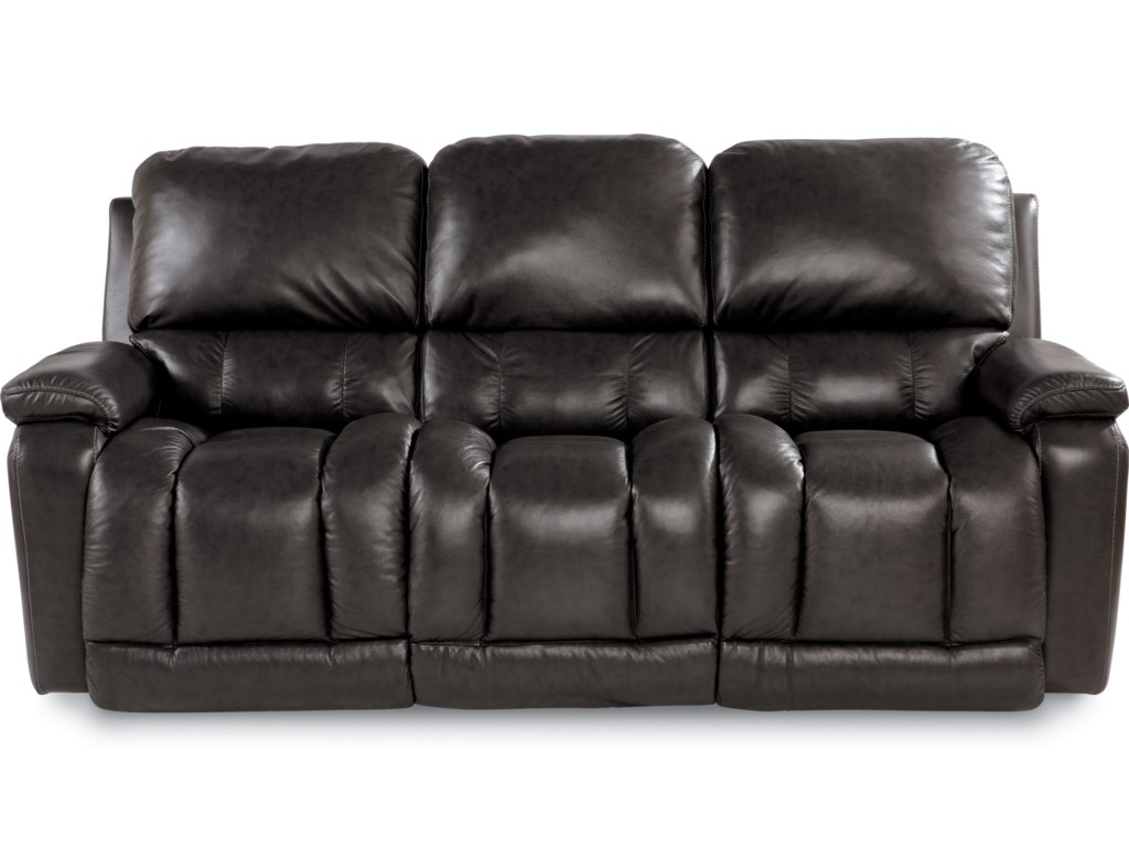 La-Z-Boy GreysonPower La-Z-Time?Full Reclining Sofa