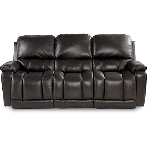 La-Z-Boy Greyson Casual Power La-Z-Time®Full Reclining Sofa with Bucket Seating