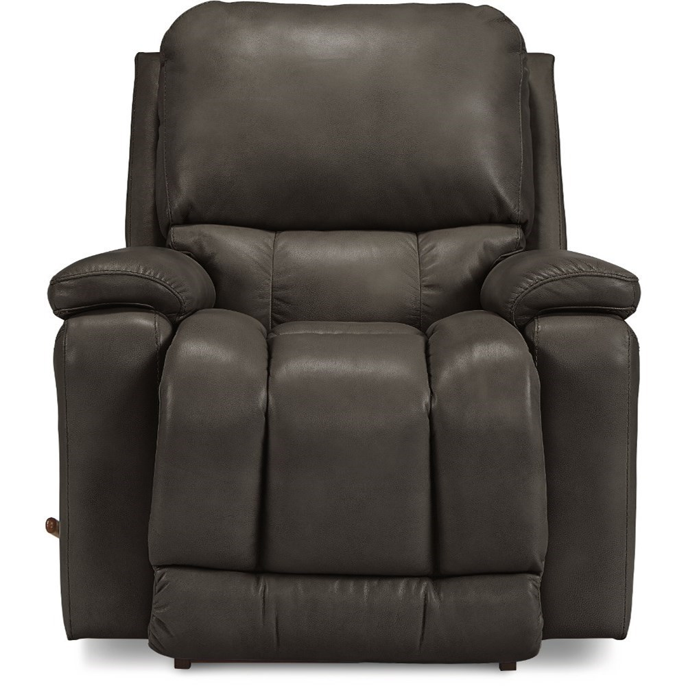 Casual Power RockingRecliner with Bucket Seat & USB Port