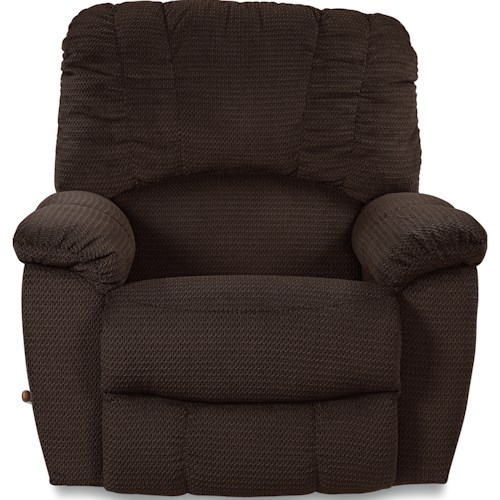 La-Z-Boy Hayes Casual RECLINA-WAY®Wall Recliner with Channel-Stitched Back