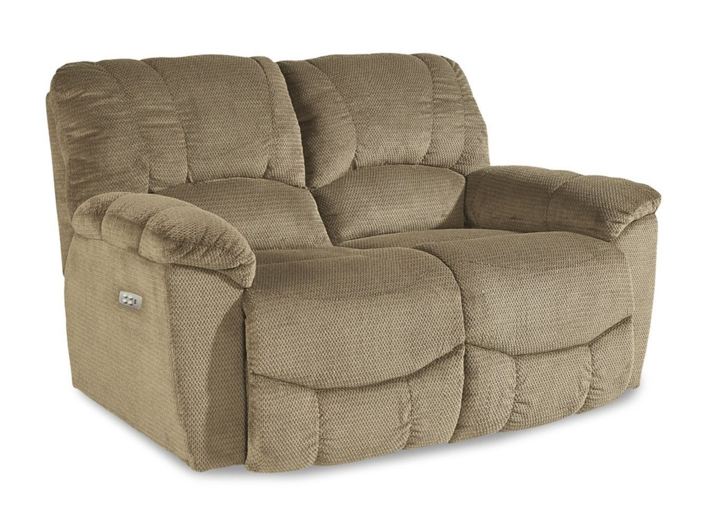 La-Z-Boy HayesPower Full Reclining Loveseat w/ Pwr Head