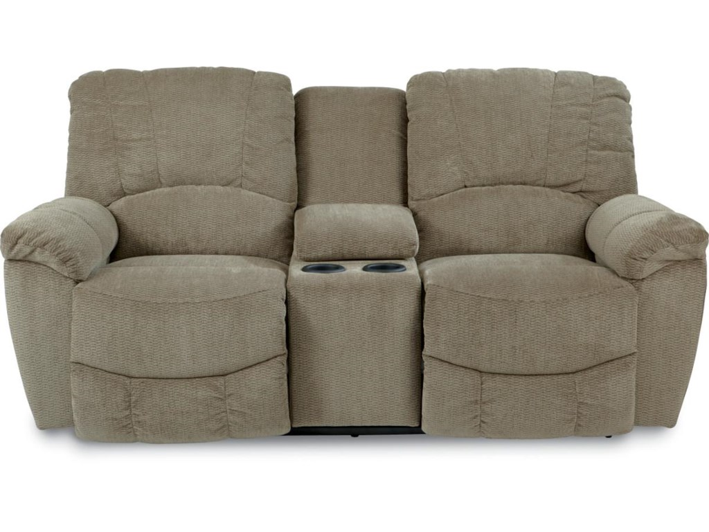 La Z Boy Hayesla Time Full Reclining Loveseat W