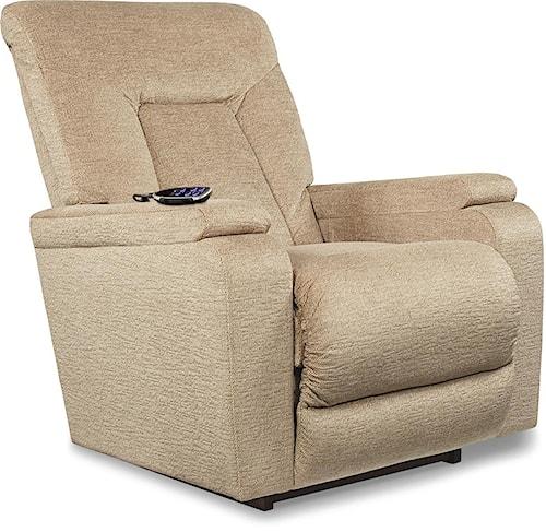 La-Z-Boy Intermission Contemporary 2-Motor Massage & Heat Power-Recline-XR Rocker Recliner