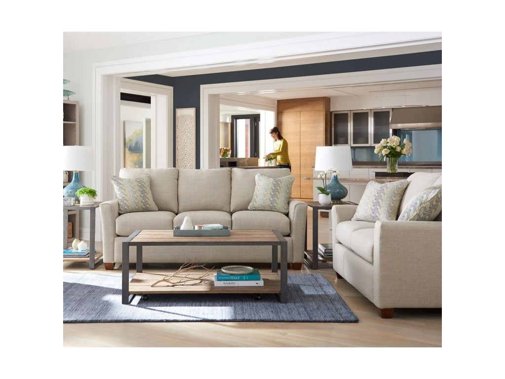 La-Z-Boy JadeStationary Living Room Group