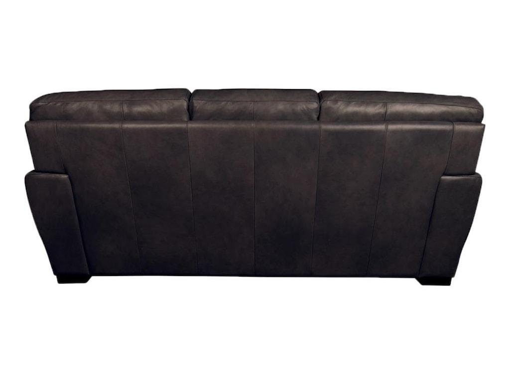 La Z Boy Jakejake Top Grain 100 Leather Sofa