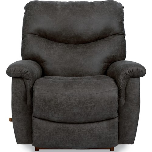 La Z Boy James Casual Reclina Rocker Recliner
