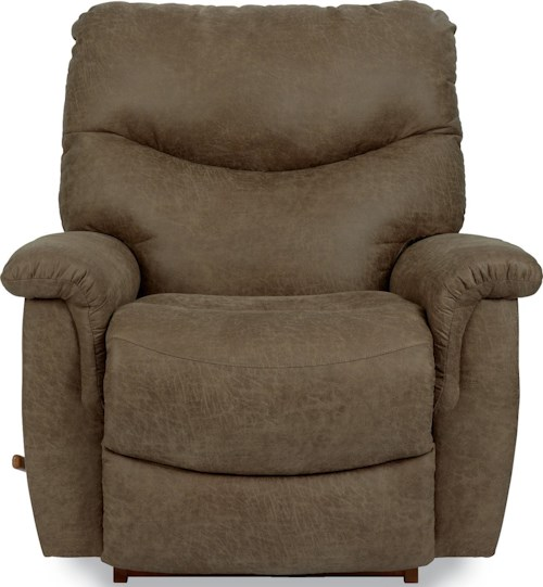 La-Z-Boy James Casual RECLINA-ROCKER® Recliner